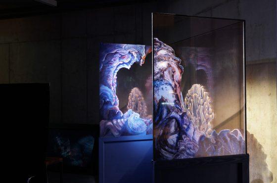 Power Cage Exhibition