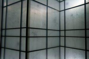 Ohne einen Glaspalast